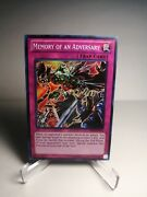 Memory Of An Adversary - Abyr-en075 - Super Rare - Unlimited Edition Nm Yugioh