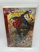 House Of M Spider-man By Mark Waid Tpb Tradepaperback Nm Condition Comic