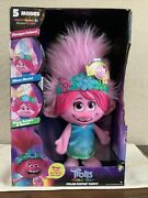 Trolls World Tour Color Poppin' Poppy Toy