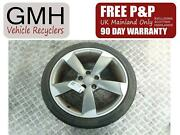 Audi A3 S Line 18and039and039 Inch Alloy Wheel With Tyre 225/40zr18 7.5jx18h2 2003-2013andreg