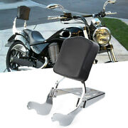 Sissy Bar Backrest Pad With Luggage Rack For Victory 2003-up 2021 Vegas Kingpin