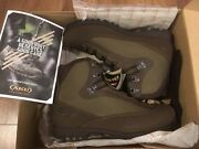 British Army Issue Aku Gore-tex Gtx Combat Liability Brown Boots 9m New