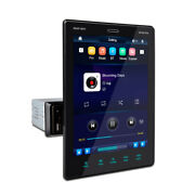 9.5in Car Media Mp5 Player Ips Touch Screen Bluetooth Music Fm Mirror Link Aux