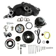 Holley 20-182bk Premium Mid-mount Race Accessory System