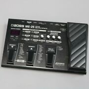 Boss Me-25 Guitar Multiple Effects Used Multi Effects