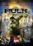 The Incredible Hulk 2- Poster A0-a4 Film Movie Picture Art Wall Decor Actor