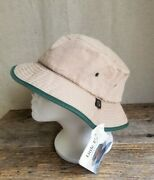 Vtg 90s Little Fly Bug Bucket Hat Outdoors Camping Mosquito Net Nwt L-xl