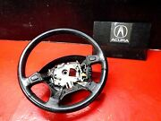 94-01 Acura Integra Steering Wheel Horn And Cruise Contr0l Switch Button Black