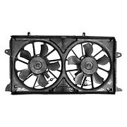 For Cadillac Escalade 2015 Replace Dual Radiator And Condenser Fan Assembly