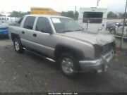 Automatic Transmission 4wd Fits 04 Avalanche 1500 1834795