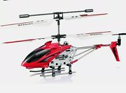 Z Racer Mini 4 Channel Remote Control Helicopter. Indoor Kids Toys Gifts. New