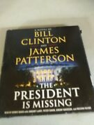 Shelf184 Audiobook The President Is Missing, Bill Clinton And James Patterson