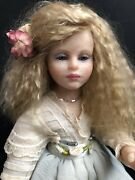 Ooak Vintage Clay Mother And Daughter Dolls By Artist Edna Dali