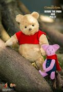 Hot Toys Christopher Robin Mms503 Winnie The Pooh And Piglet Collectible Set
