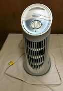 Honeywell Quietclean Compact Tower Air Purifier With Permanent Filter Hfd-010