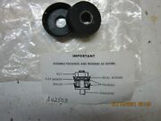 Ritter Chair Hydraulic Cylinder Repair Kit A42503 For Antique Chair