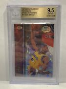 1997-98 Bowmanand039s Best Techniques Atomic Refractor 4 Kobe Bryant Lakers Bgs 9.5