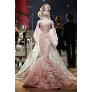 Mermaid Gown Barbie-fashion Model Collection-mint