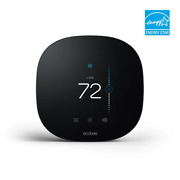 Ecobee Smart/wi-fi Thermostat 24v Auto Changeover Touch Screen Filter Indicator