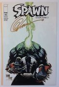 Spawn 185 Headless Variant Signed By Greg Capullo Low Print