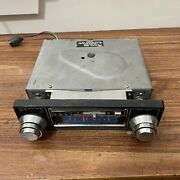 Vintage Kraco Am/fm 8 Eight Track Car Stereo Player Working Kid-565 565a