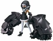 Good Smile Figma Tv Animation Version Black Rock Shooter Strength P... Fromjapan