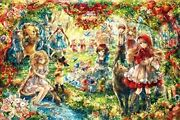 1000 Piece Jigsaw Puzzle Fairy Tale 50x75cm Fromjapan