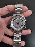 Seiko 6117-6019 Vintage World Time Watch - Authentic And Original