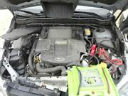 Engine 2.0l Turbo Vin H 6th Digit Fits 16 Forester 826900