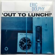 Eric Dolphyout To Lunchblue Note,free Jazz,hard Bop,de Agostini Repress 2016