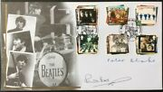 Peter Blake, Sgt Pepper And Pete Best 5th Beatle, Signed 9.1.2007 Beatles Fdc