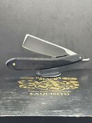 Antique/vintage 13/16 Wade And Butcher Sheffield Straight Razor