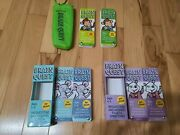 Brain Quest 3 Sets For Age 2-5 My First, For Threes And Preschool