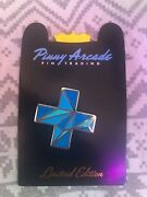 2016 Pax West Le Limited Edition Pin Pinny Penny Arcade Prime Poly Cross X Logo