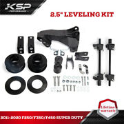 2.5 Leveling Kit Fits 2011-2020 Ford F250 F350 F450 Superduty 4wd With Tools