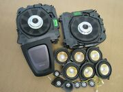 2012-2016 Bmw F10 M5 Bang And Olufsen Speaker Complete Set Speakers Subwoofers