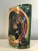 Moc Lord Of The Rings The Fellowship Of The Ring Gimli Action Figure Toybiz 2001