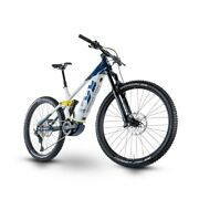 Mountain Cross 5 29/275 5 29/32in 11v 630wh Shimano Ep8 Blue/white 2021