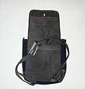 Myra Bags Up-cycled Canvas By-cycle Backpack Bike New