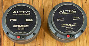 Altec 291-16c Compression High Frequency Drivers