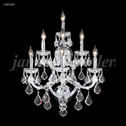 James R Moder 91807s00 Maria Theresa 7 Light Wall Sconce