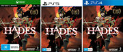Hades Ps5 Ps4 Playstation 5 4 Xbox Series X Xb1 Dungeon Crawler Game Preorder