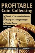 Profitable Coin Collecting By David Ganz 1st Ed. Collectorand039s Reference Guide New