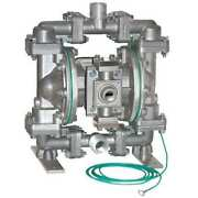 Sandpiper G05b1sttxnsx00. Double Diaphragm Pump, Stainless Steel, Natural Gas
