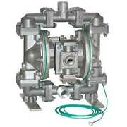Sandpiper G05b1sttxnsx00. Double Diaphragm Pump Stainless Steel Natural Gas