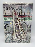 Vintage Jrr Tolkien`s Father Christmas Jigsaw Puzzle 500+ Pc Giant New B7 1976