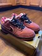 Nike Dunk Low Sb Red Lobster Concepts Cncpts 2008 Size 9 Rare