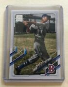 Ted Williams 2021 Topps Series 2 491 Ssp Image Variation - Red Sox - Pack Fresh