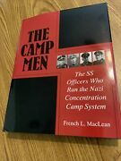 Book - The Camp Men The Ss Officers Who Ran The Nazi Concentration Camp System
