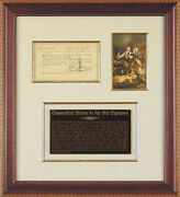 Connecticut Revolutionary War - Promissory Note Signed 12/26/1781